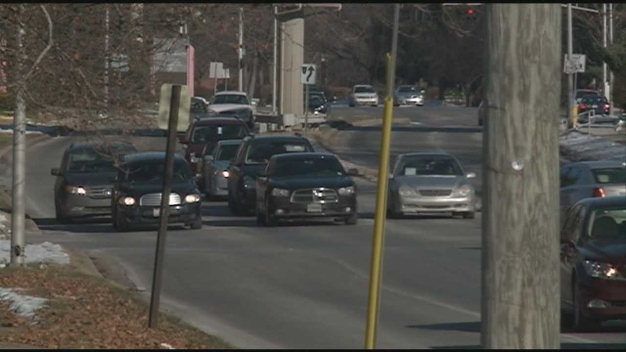 St. Matthews police are looking for a man who they say led them on a chase Thursday morning.