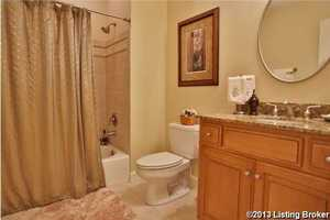A second private bathroom.