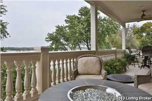Each condo has its own private covered terrace with a gas line for the grill.