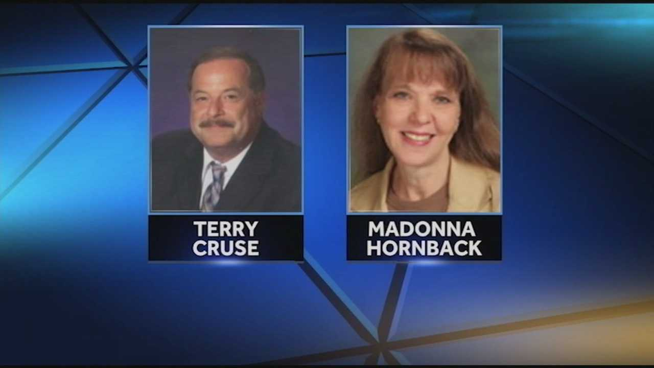 Hodgenville mayor, city clerk charged