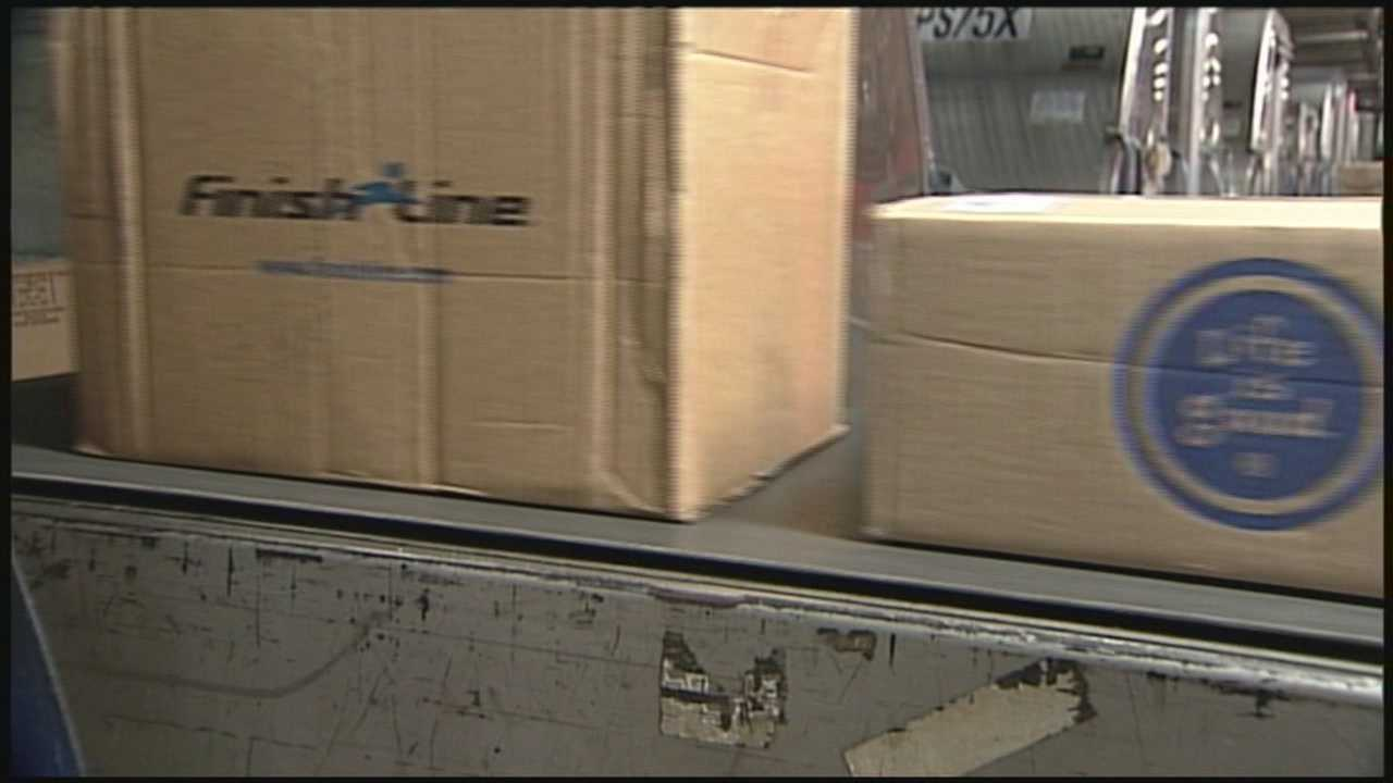 Peak week at UPS see $4 million packages in 24 hours