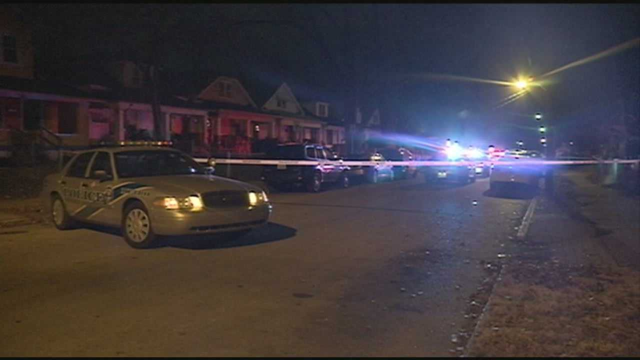 Police search for killer after man slaing in west Louisville