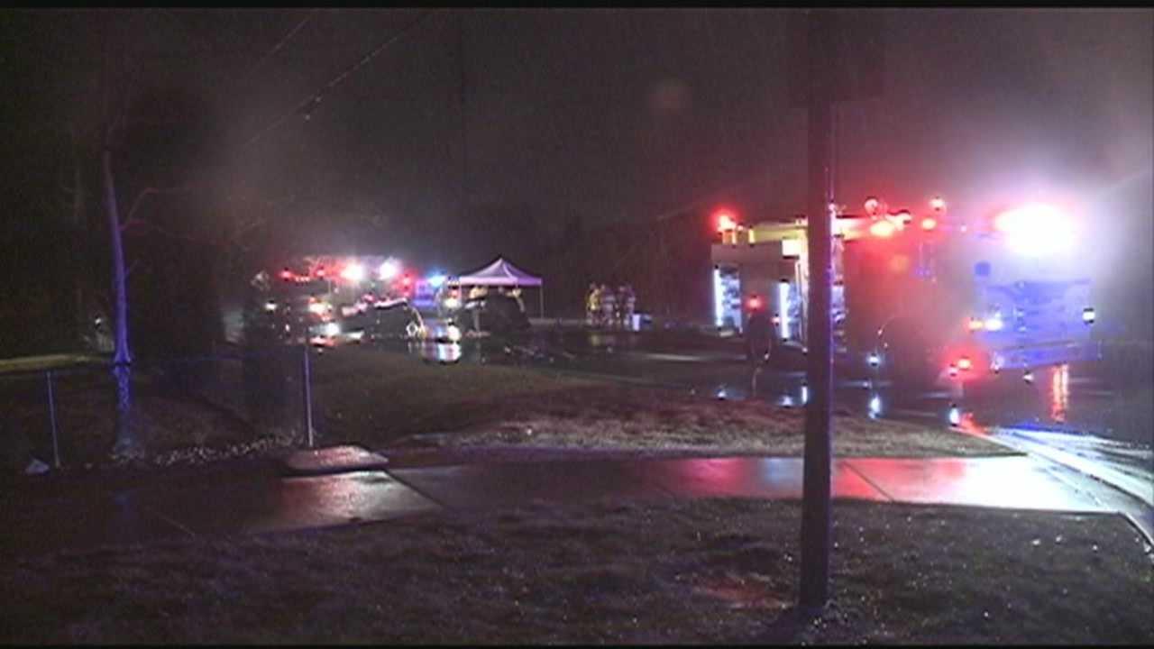 Taylorsville Road crash
