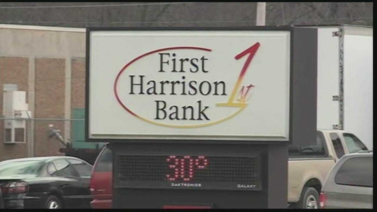 Police are looking for a woman they said robbed a bank in Palmyra.