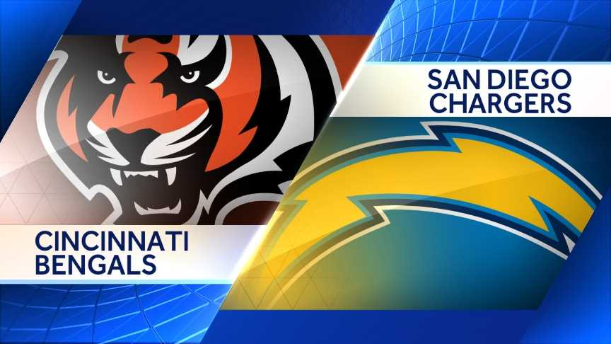 bengals chargers generic