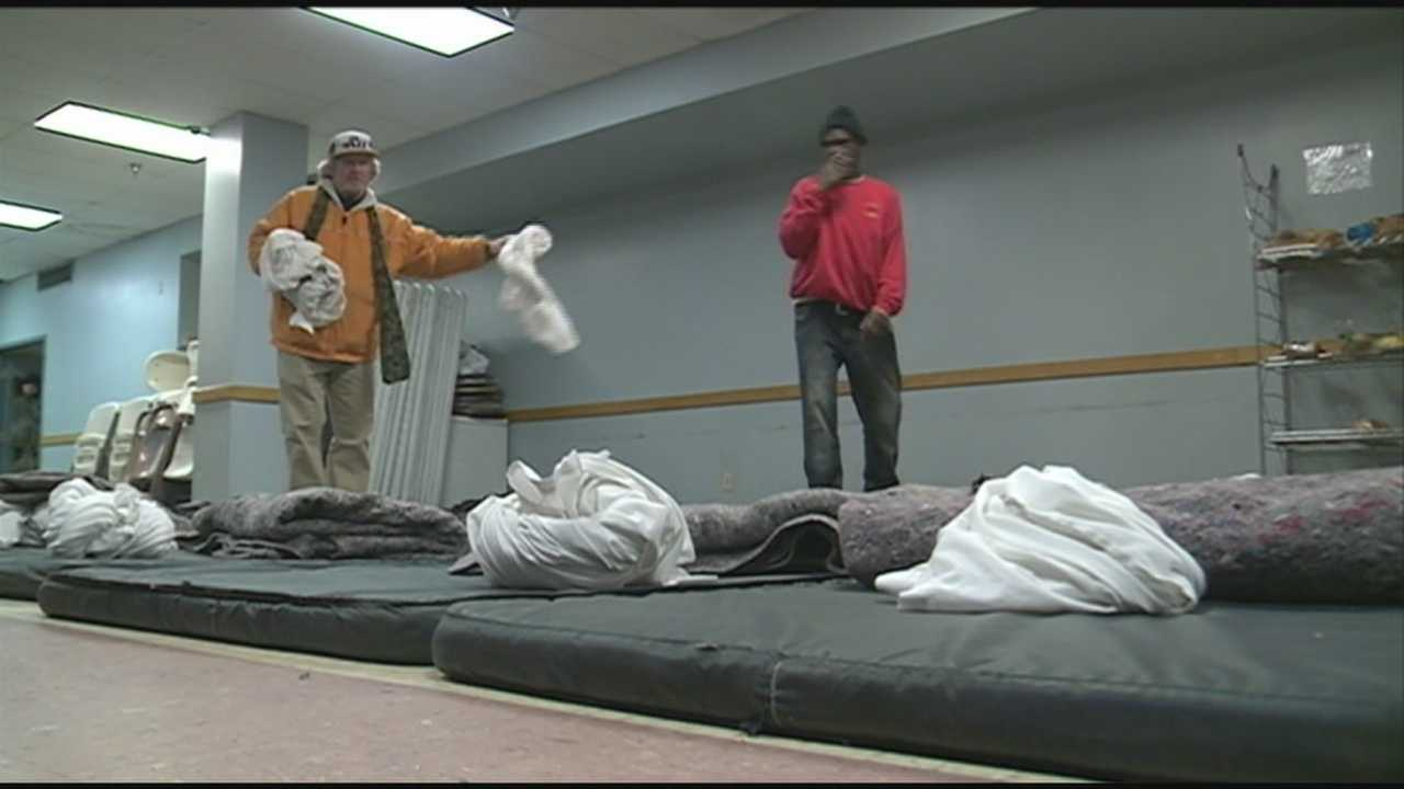 City officials prepare for dangerously cold weather
