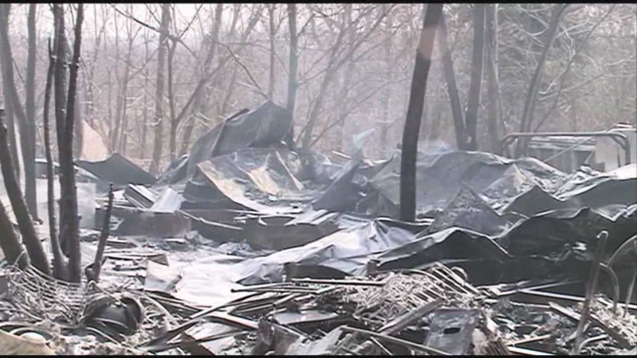 Marion County couple killed in mobile home fire