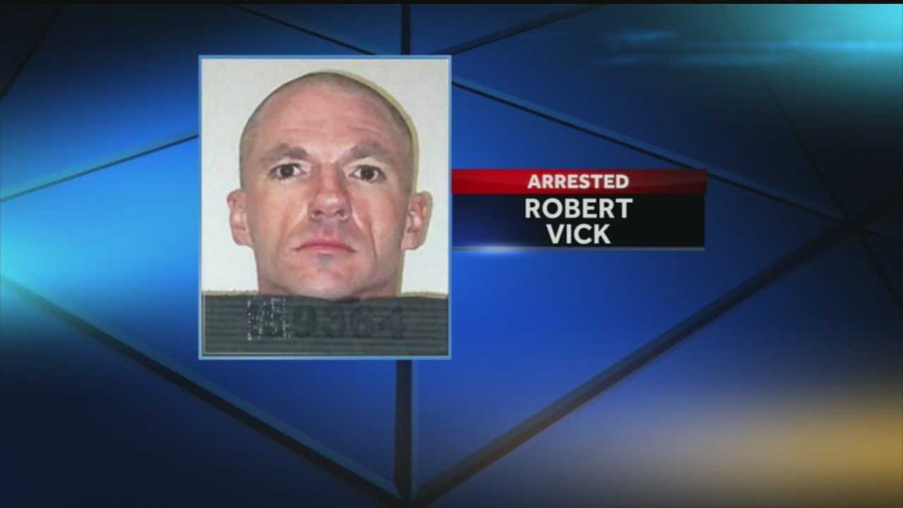 A cold escapee from a minimum security facility in Lexington, Ky., turned himself in after a frigid night on the run.