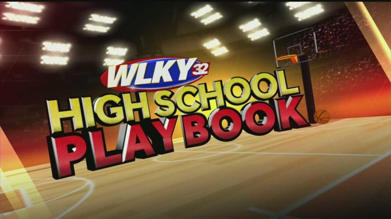 new generic High School Playbook basketball