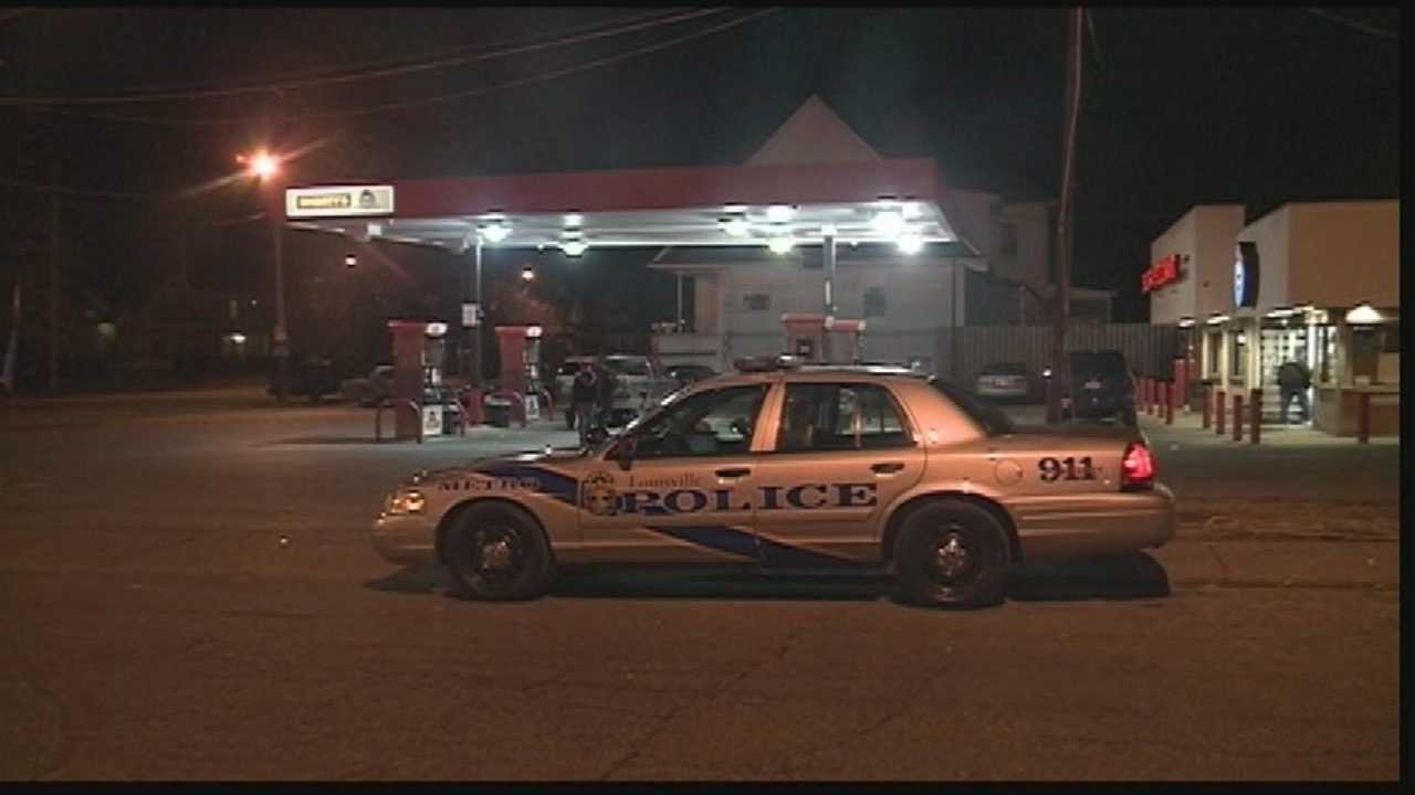 Louisville Metro Police have identified the officer involved in a shooting incident Sunday night. No one was injured.