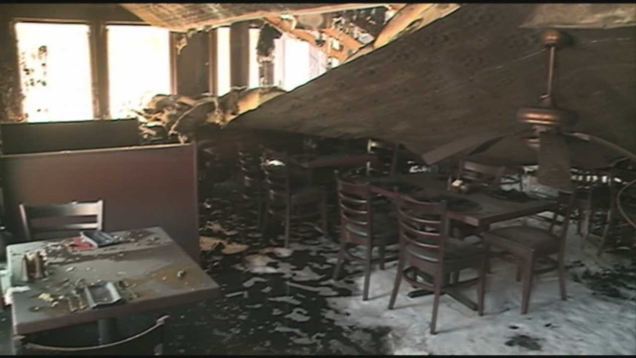 Milltown restaurant suffers second fire in four years
