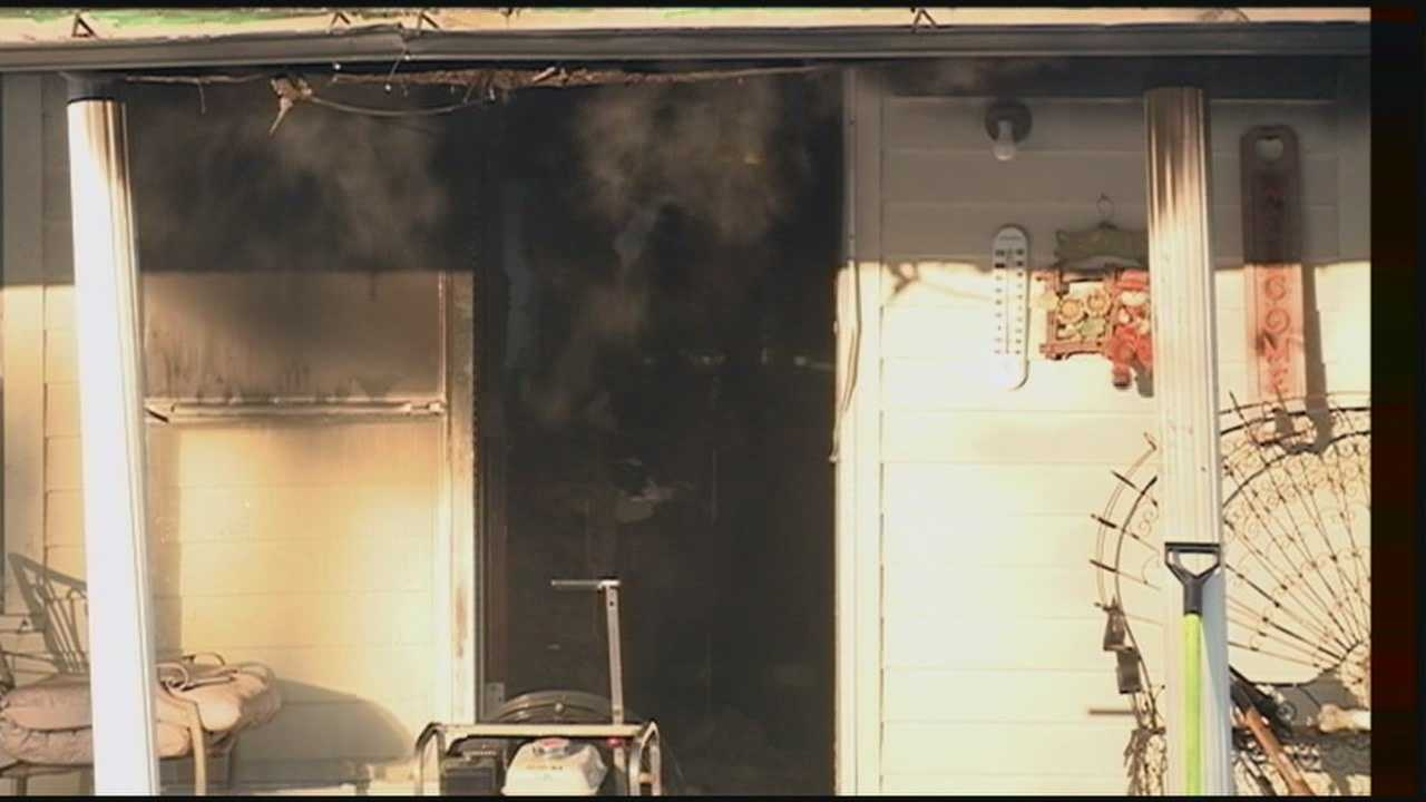 Southeastern Jefferson County home destroyed by Friday fire