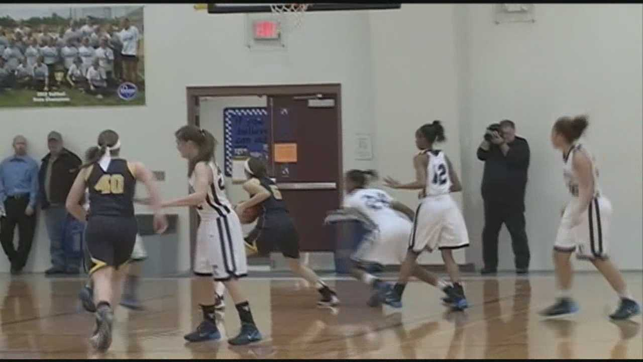 Raatz Fence girls basketball tournament played Saturday