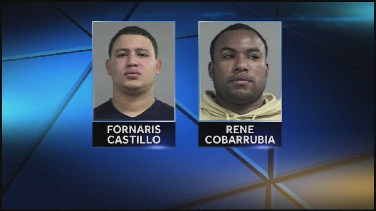 Four charged in year-long theft ring investigation