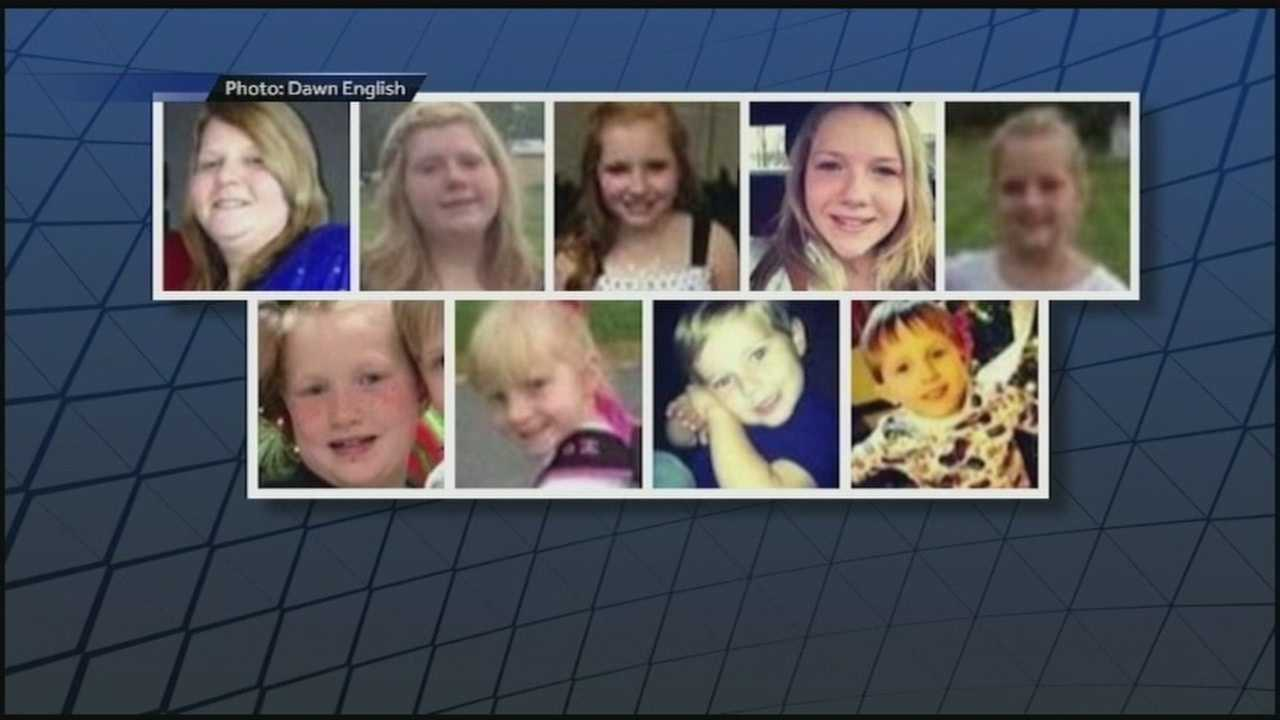 Community mourns 9 people killed in fire