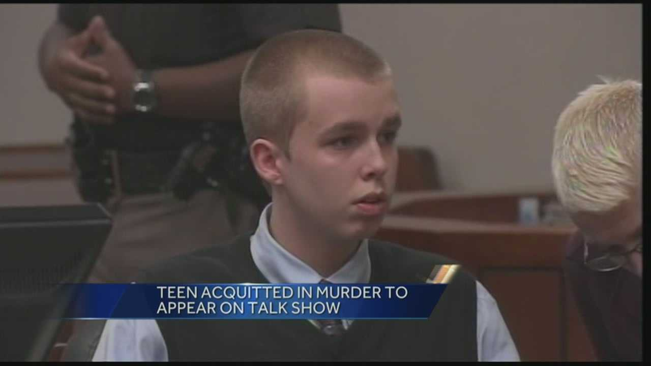 Teen acquitted of murder breaks silence about case