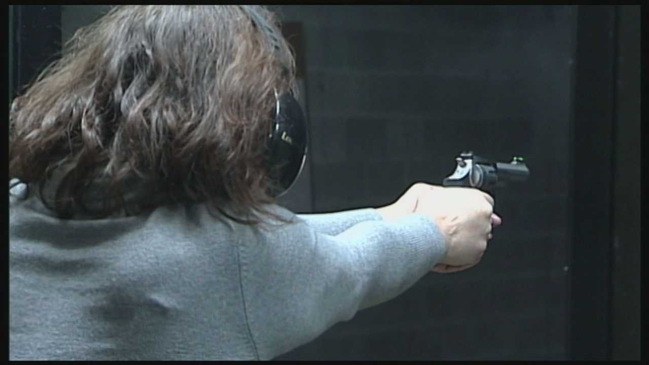 Senate bill would allow domestic violence bill to obtain concealed carry permit