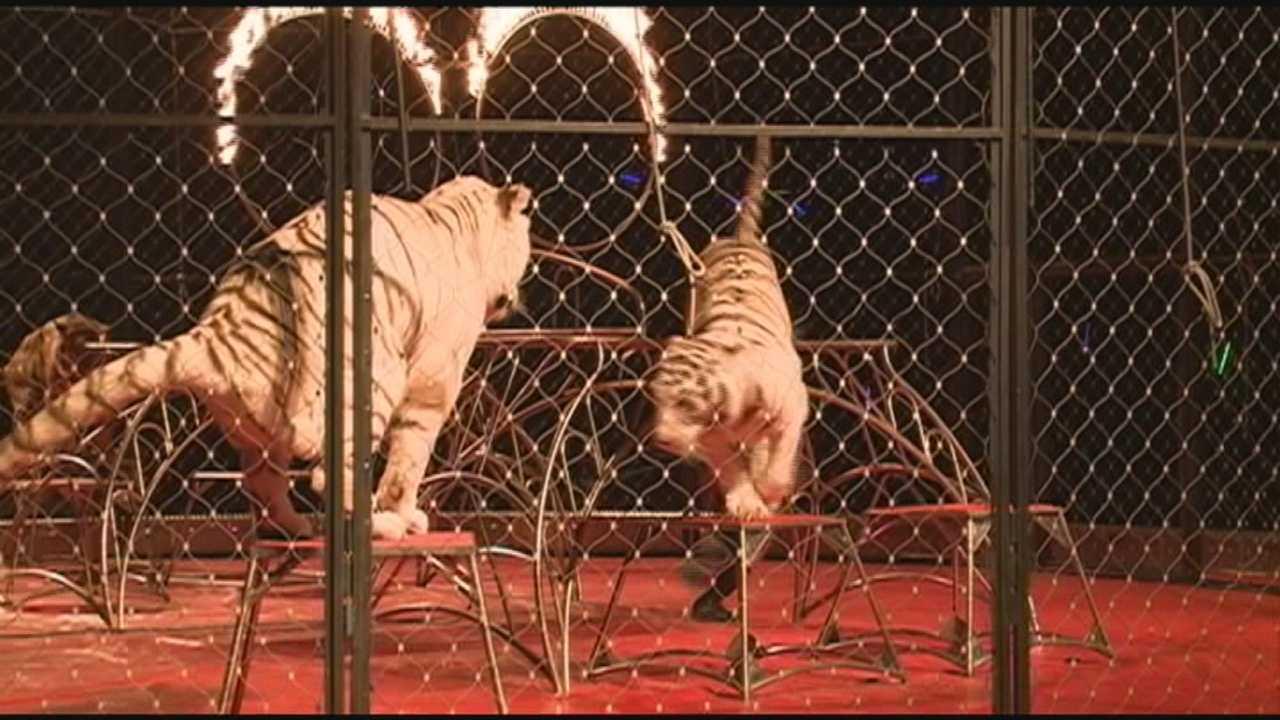 The Kosair Shrine Circus returns to Louisville this weekend.