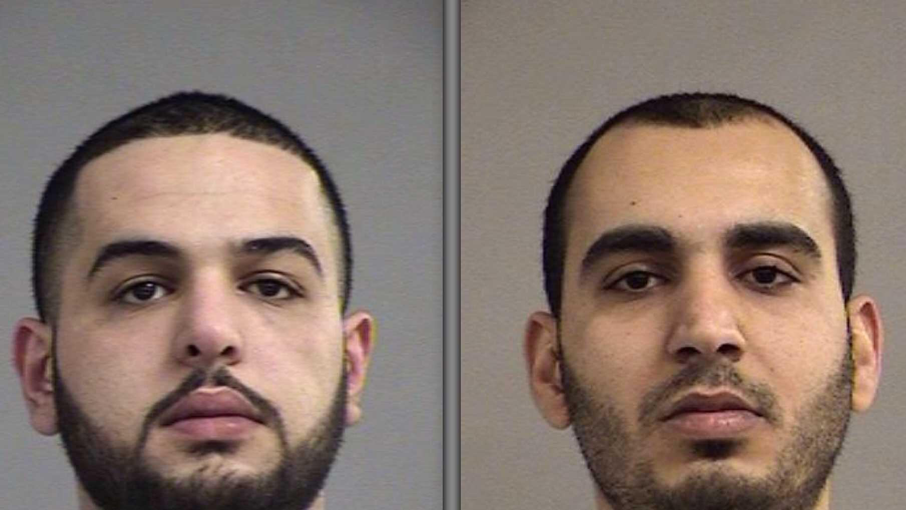 Hamza Aburub and Ahmad Mohammed