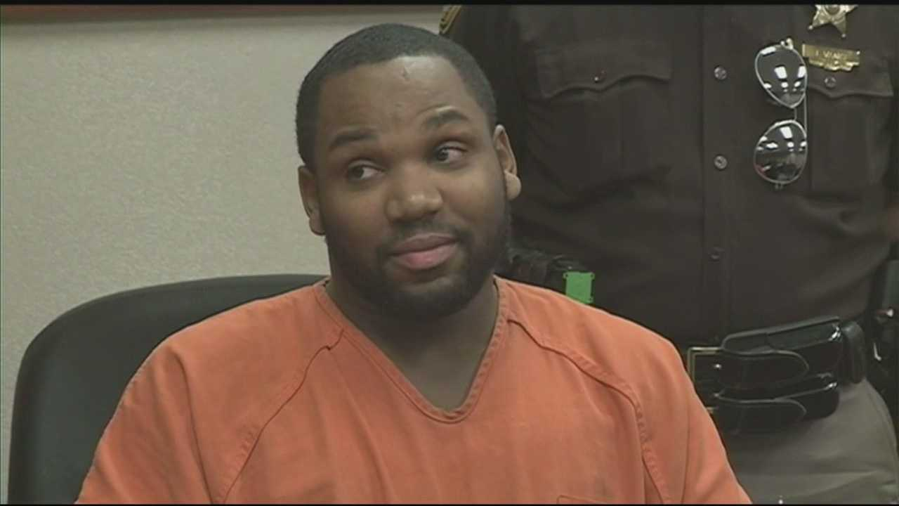 A witness in a high-profile murder trial says he feels his life is in danger.