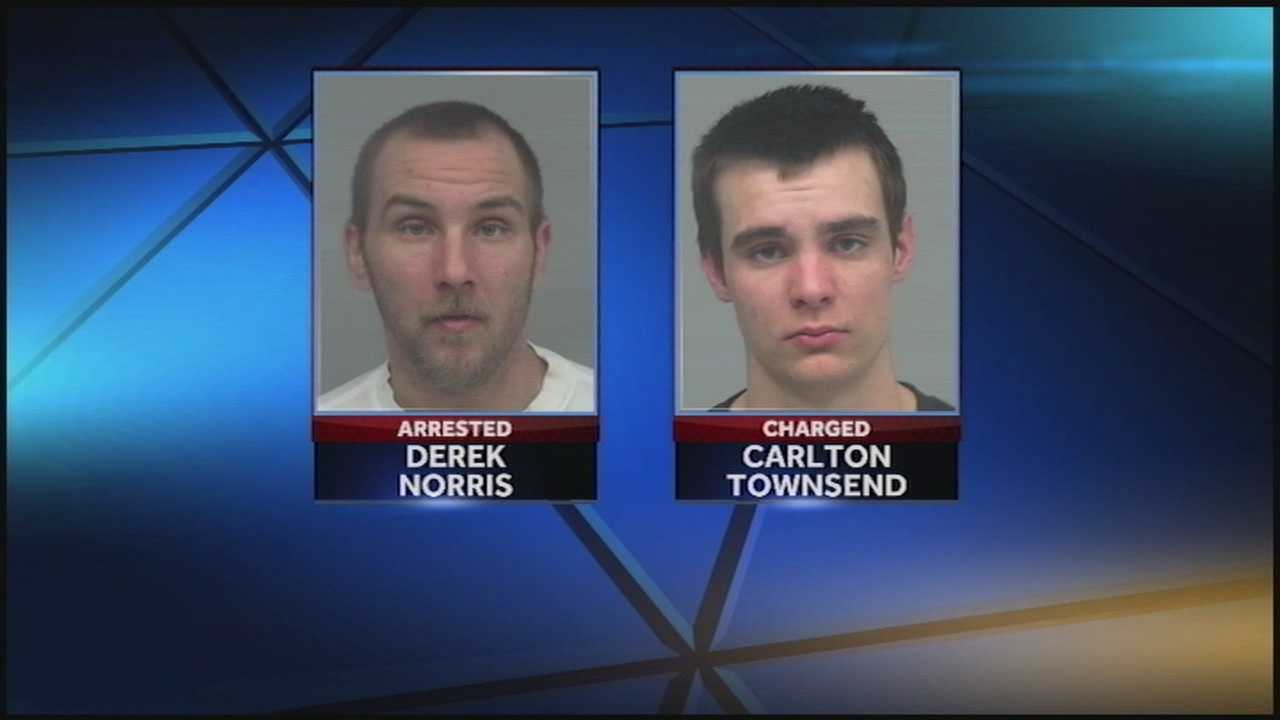 Police charge 2 men in connection with farm equipment thefts