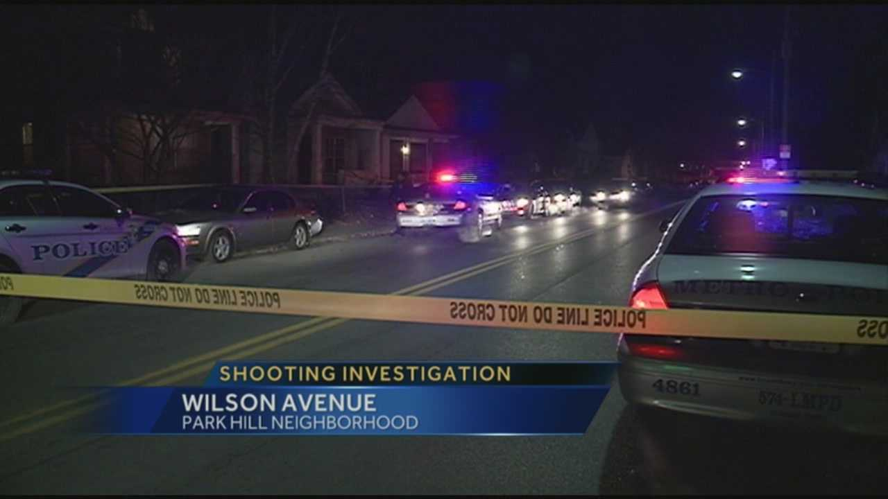 Police investigate shooting on Wilson Avenue