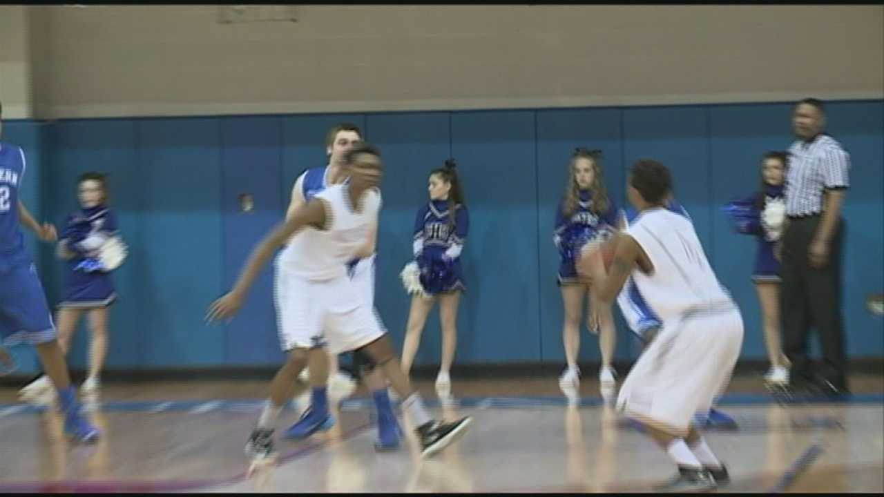 Kentucky high school basketball district champions were crowned Friday night.