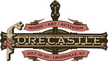 Forecastle 2014 logo