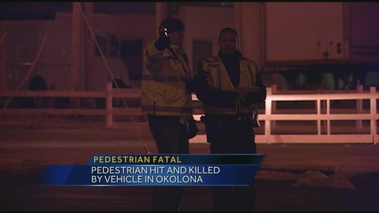 Okolona pedestrian killed