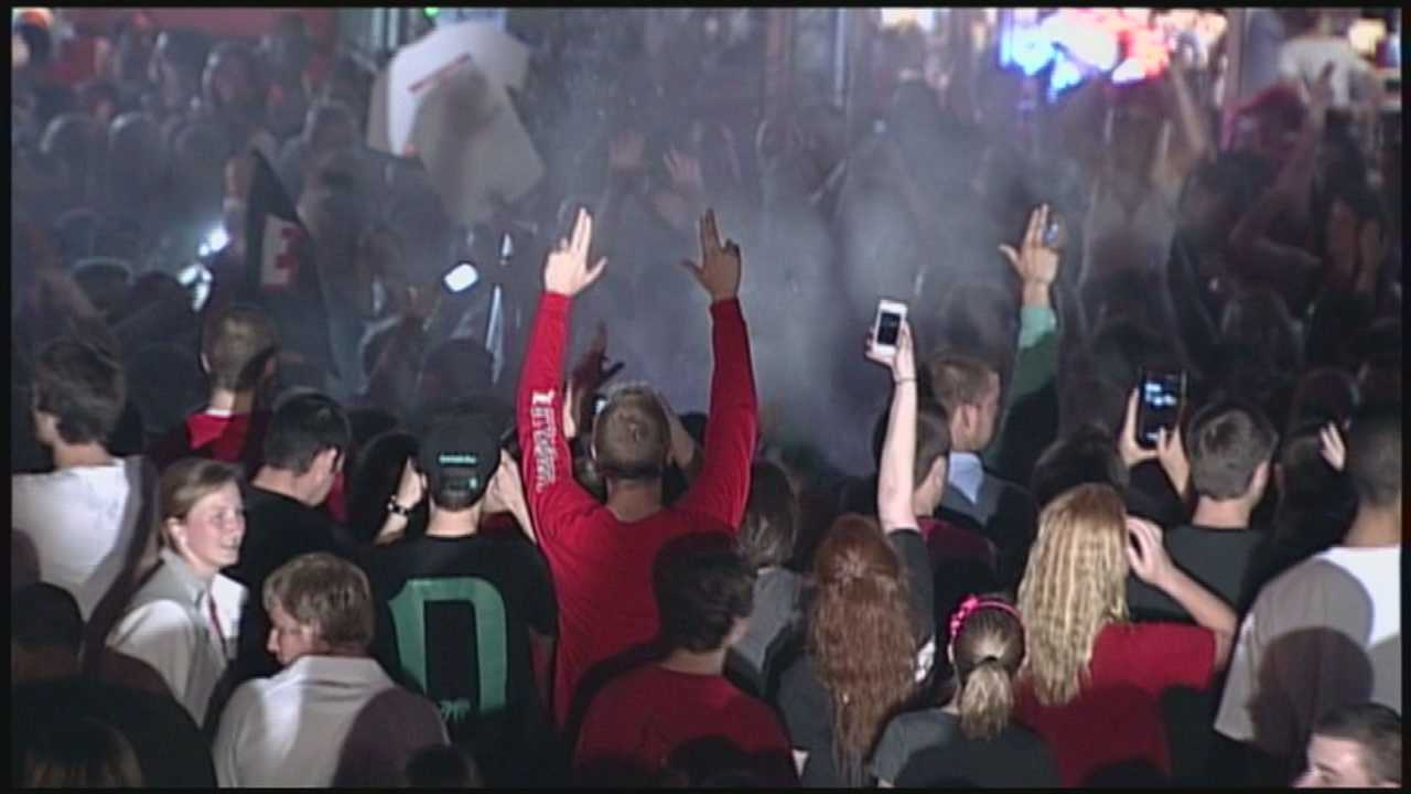 Campus police set up safety plan for rivalry game