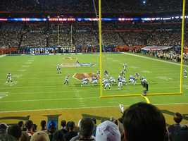 3. Super Bowl XLIV Colts vs. Saints -- Feb. 7, 2010 -- 51.2% of homes in Louisville watched the game