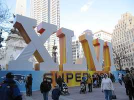6. Super Bowl XLVI Giants vs. Patriots Feb. 5, 2012 -- 48.1% of homes in Louisville watched the game