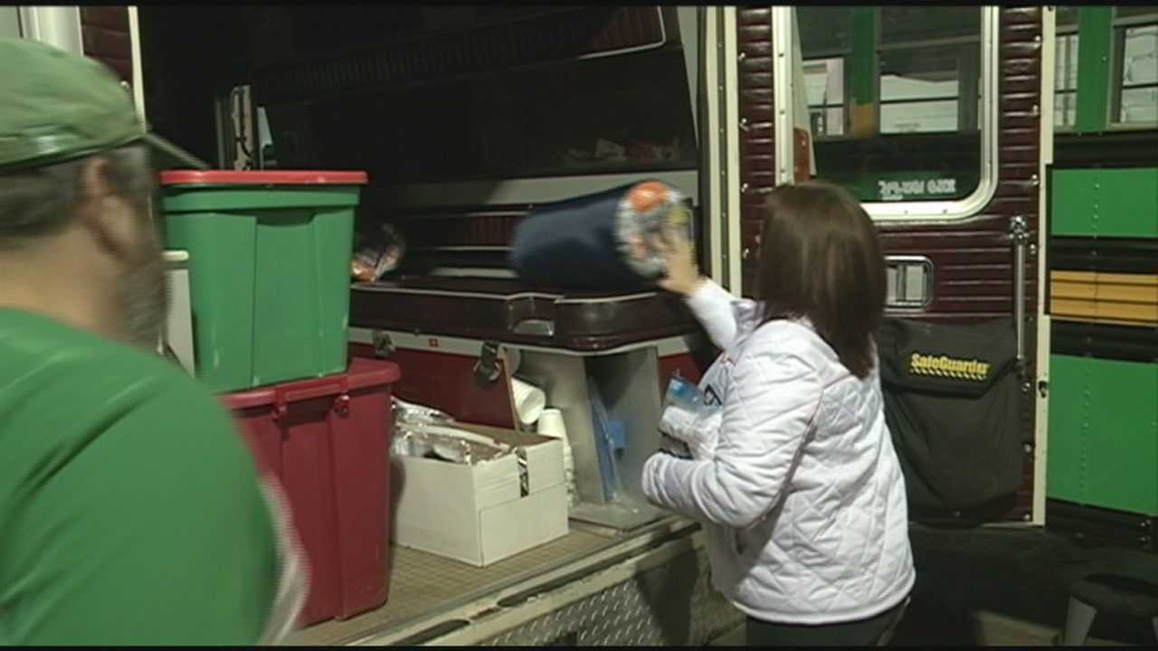 Louisville basketball fan will help homeless over going to game