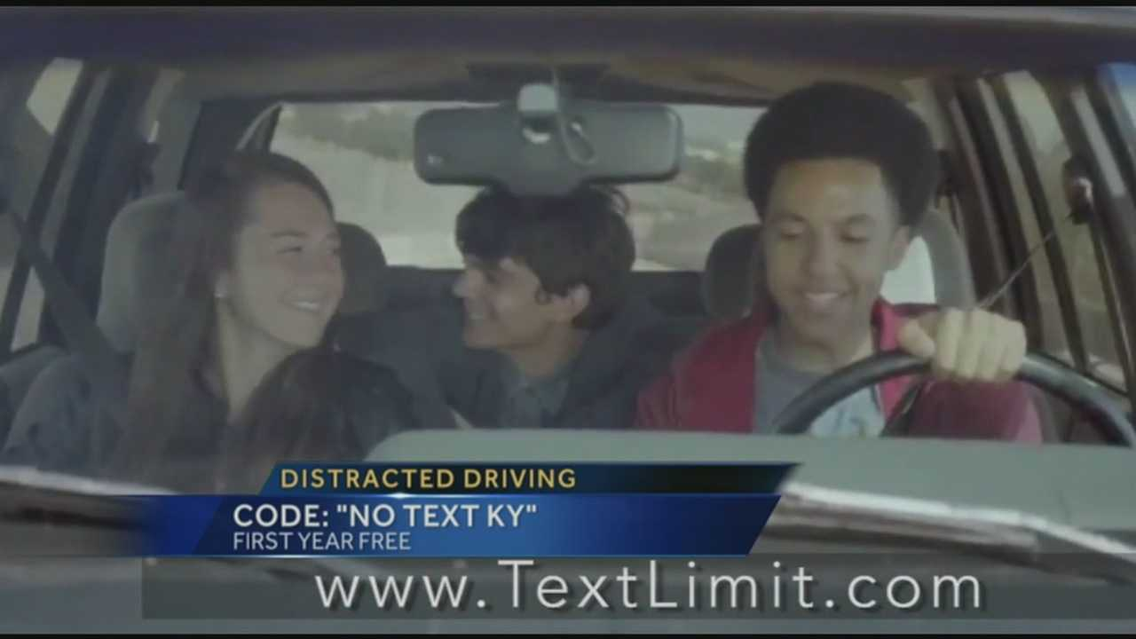 A new app can keep drivers from texting once they hit a certain speed.