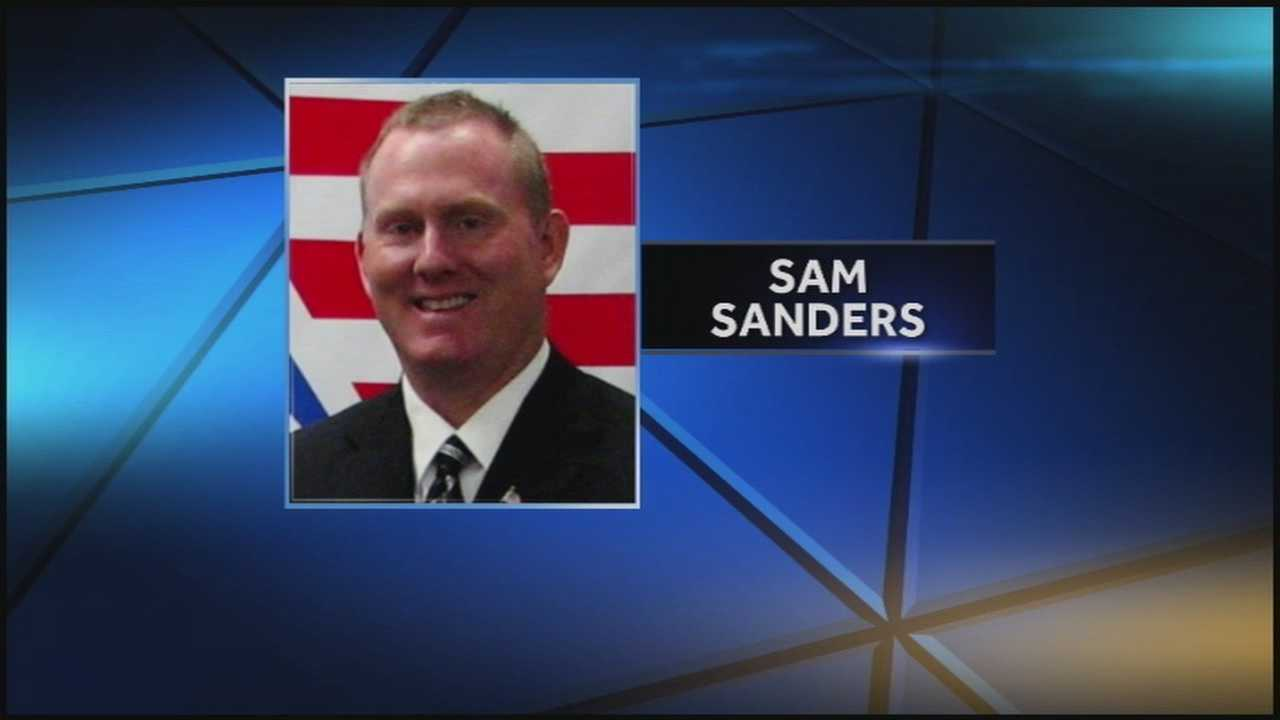 The LaRue County superintendent is accused of driving under the influence in a district vehicle.