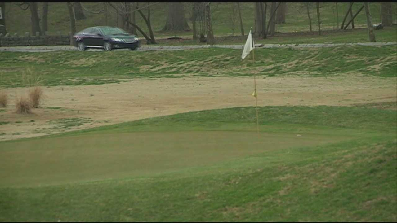 Golfer rescued after pair administers CPR