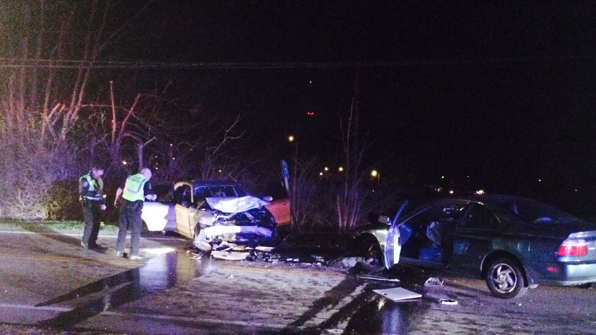 St. Andrews Road Crash 2