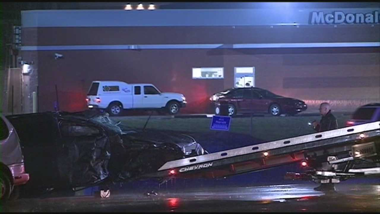 Family continues recovery after crash that ended police chase