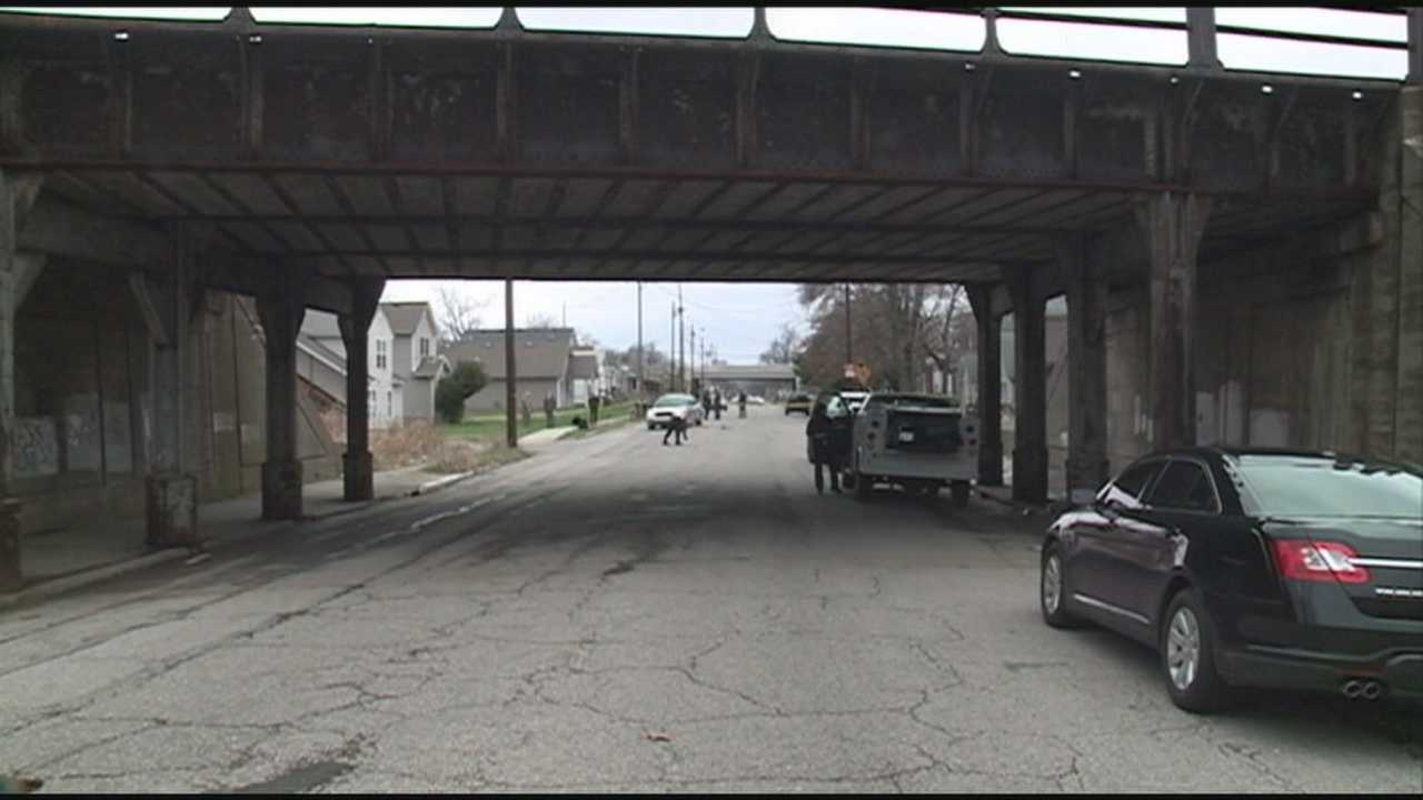 Police continue their investigation after a man was shot and killed in west Louisville on Friday.