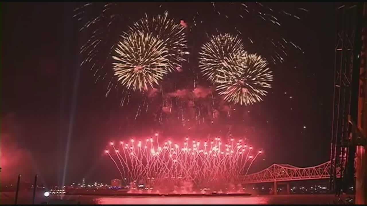 Thunder Fireworks