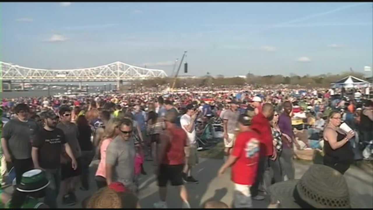 Thunder Over Louisville Daytime Celebration