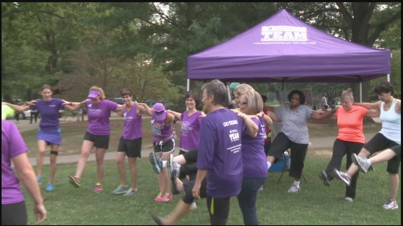 Team In Training runs KDF Marathon for cancer research