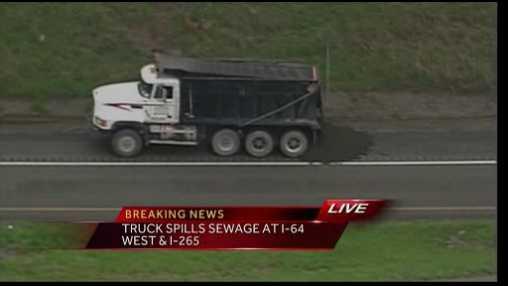 waste spill 64