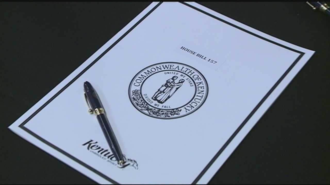 Gov. Beshear signs child abuse bill into law