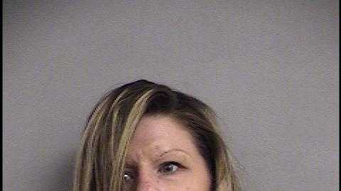 Nicole Zimmerman: charged with prostitution and giving an officer a false name. (Read more)