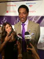 NBA legend Scottie Pippen