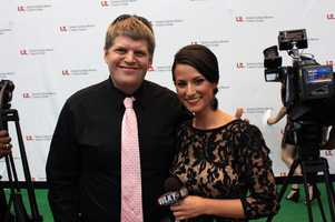 WLKY team at the Julep Gala