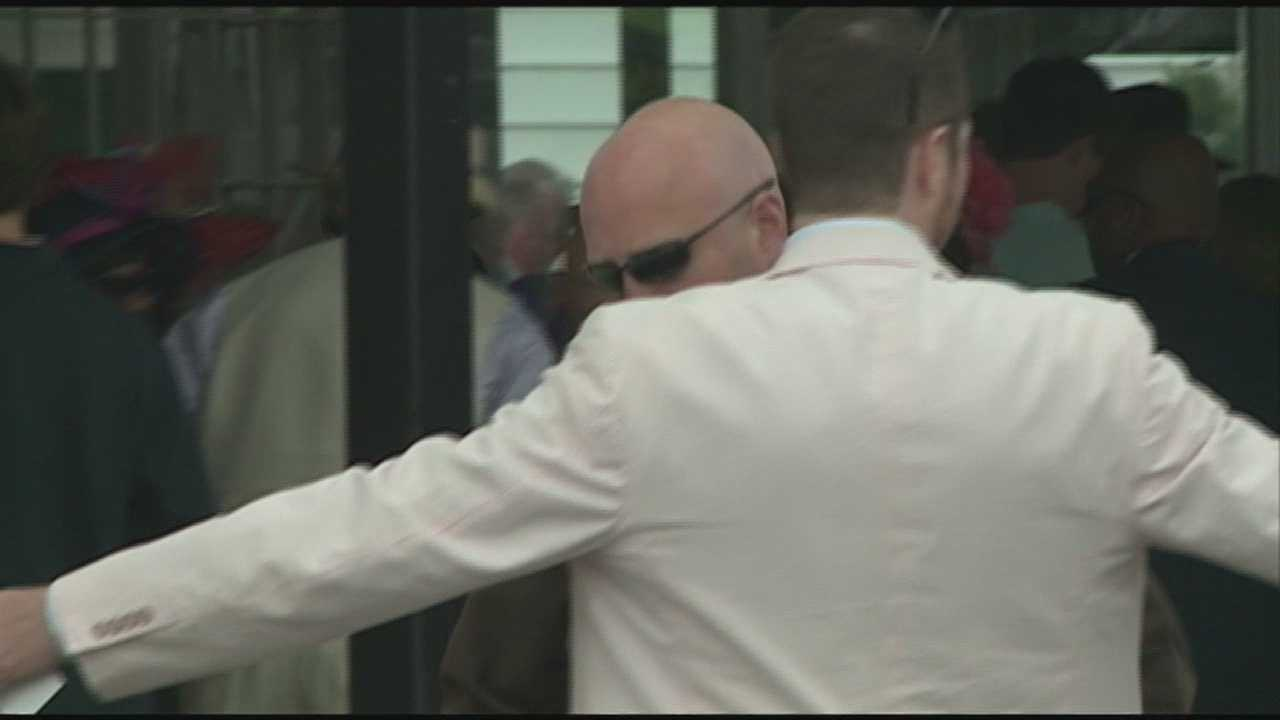 Churchill Downs ramps up security for Oaks, Derby