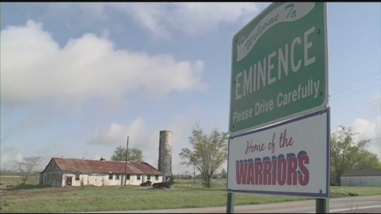 Small Town Sunday: Eminence