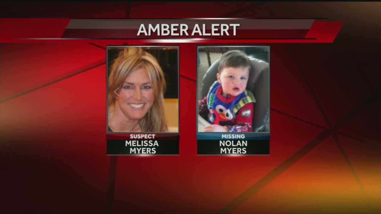 Amber Alert issued for Ohio toddler